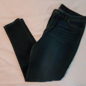 Jennifer Lopez Skinny Jeans EUC